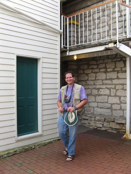 Mark Twain's boyhood home, Hannibal MO