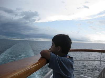 20090708 Cruise to Mexico Third Day