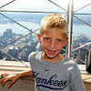 86th floor observatory at the Empire State Building