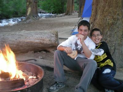 2010-08-04 Bishop Camping