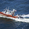 Coast Guard escort