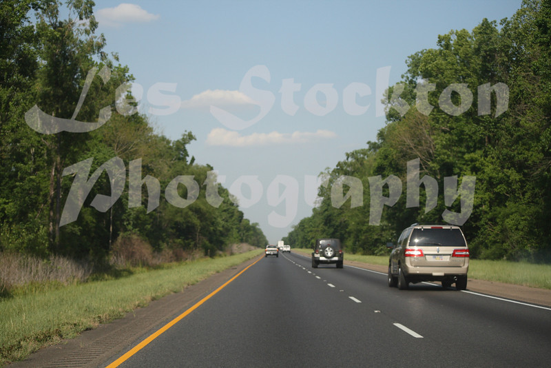 This is on the road between Baton Rouge and New Orleans.