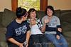 Nicole Bertolacci, Taysia Kaufman, and Trina Guillen
