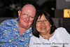 40 years of wedded bliss. (It's enough to make you sick, ain't it?)