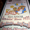 the famous diner in Hilo - open 24 hours (most restaurants here close by 9 pm)