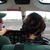 our helicopter pilot