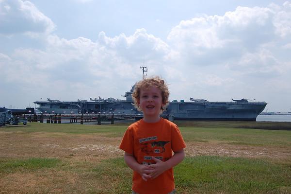 2011 - 05 - Patriot's Point