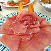 proscuitto and melon in Como - wonderful!!!