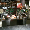 a rest stop on the Austrian autobahn had whisky and even beer on tap!