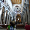 in the Pisa cathedral