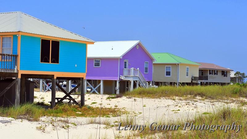I've finally found Mr Pine's Purple House...