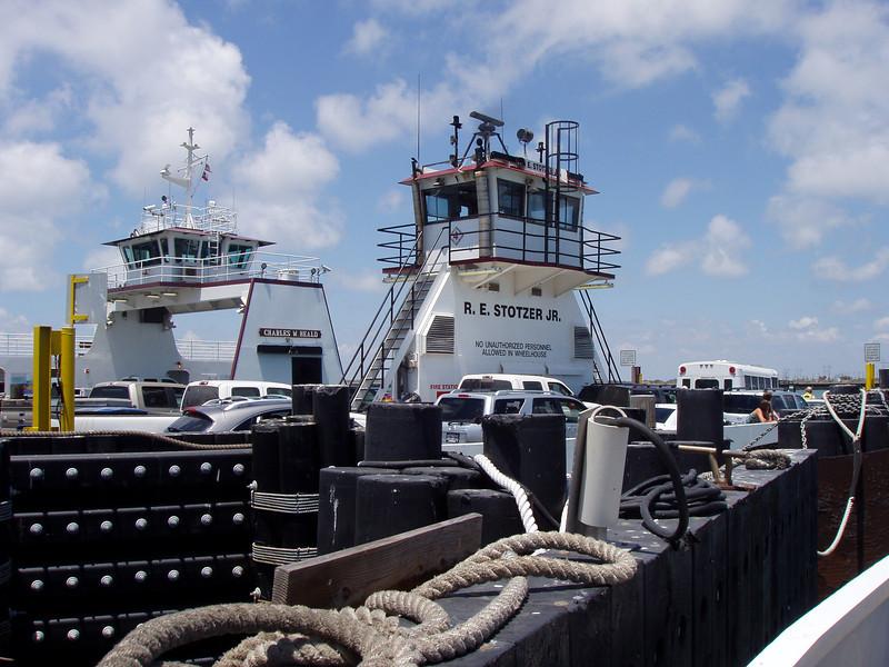 Port Aransas ferries