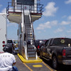 The Port Aransas ferry