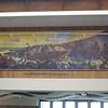 Great Falls airport mural