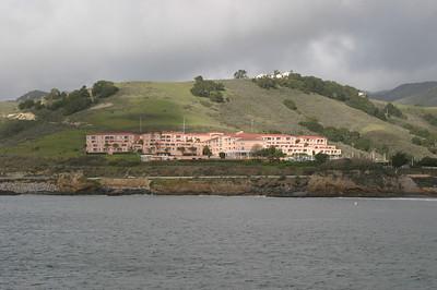 Nice property overlooking Avila Beach.