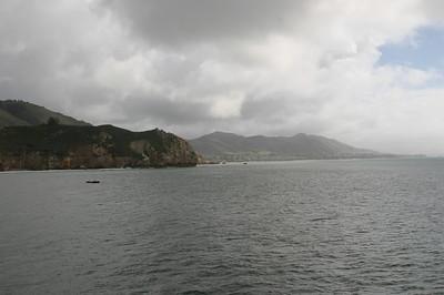 View of Pismo Beach.
