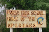 Forks High School, Spartan Ave