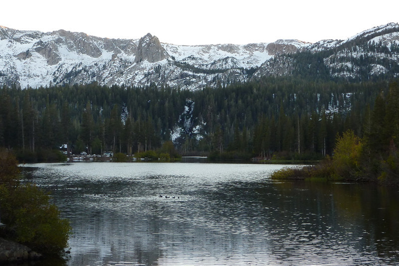 Twin Lakes on Lake Mary Road