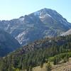 Eastern Sierra Mountains off Tioga Rd