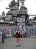 2012 11 25b The USS Missouri02