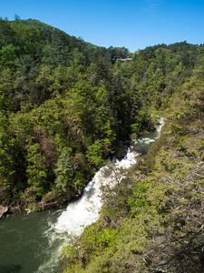Talluluh Gorge in North GA
