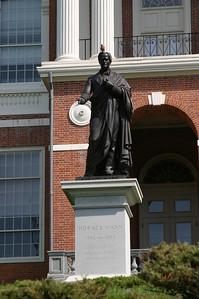 Statue of Horace Mann