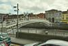 Half Penny Bridge in Dublin