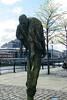 Famine Memorial in Dublin