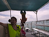Scott  on snorkeling boat  (LUMIX DMS-T53)