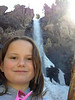 Sydnee at Treasure Falls