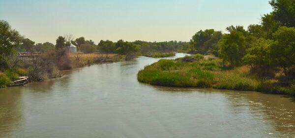 Niobrara River  For more info., click here:  http://en.wikipedia.org/wiki/Niobrara_River