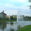 Lots of fountains on the property