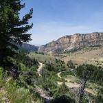 Wyoming Bighorn Adventure - Day 2 Ten Sleep Canyon
