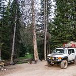Wyoming Bighorn Adventure - Day 2 Buffalo Creek Campground