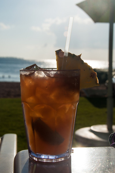 While this took me away a bit from the mysteries of the universe, it's nice to enjoy a Mai Tai once in a while!