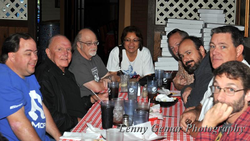 12/27/2012 - DRØNK Luncheon at Filippi's Pizza Grotto.