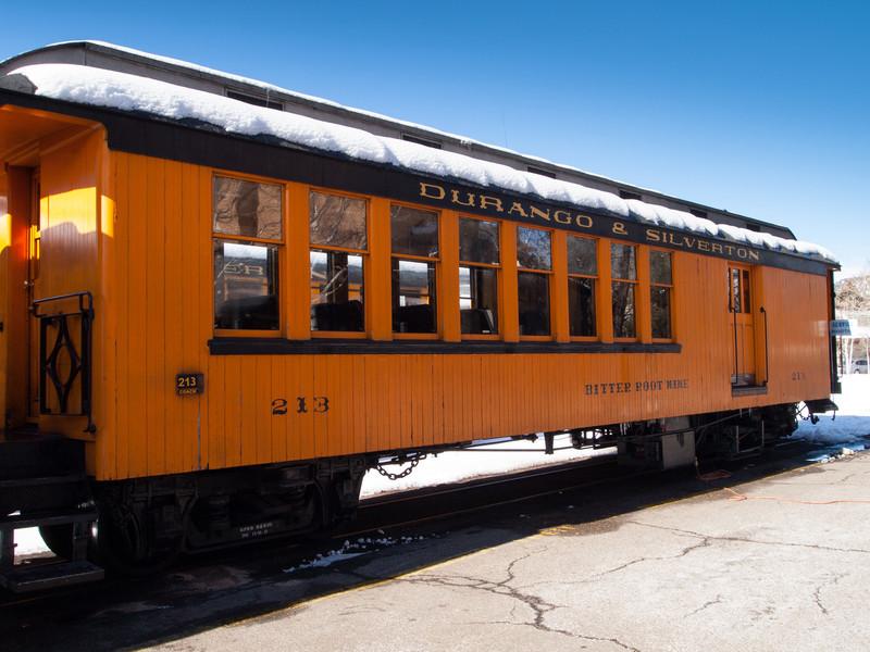 Durango Railcar
