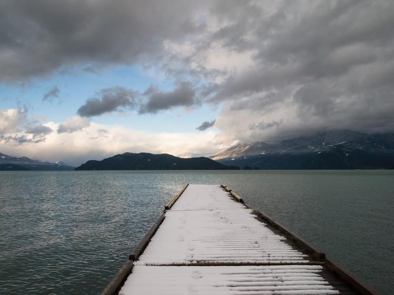 Harrison Lake, BC