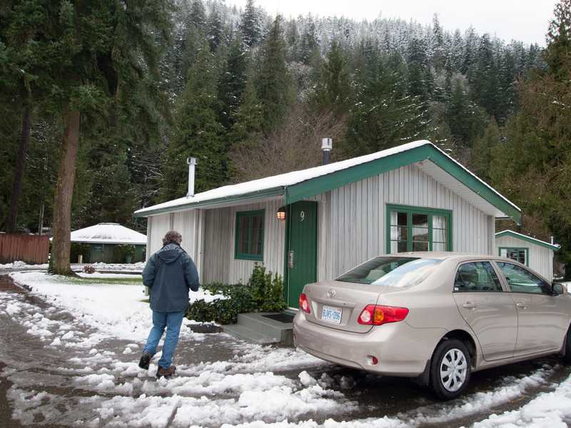 Our Cabin at Harrison Hot Springs Resort