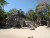 290 Mayan archelogical site at the Park