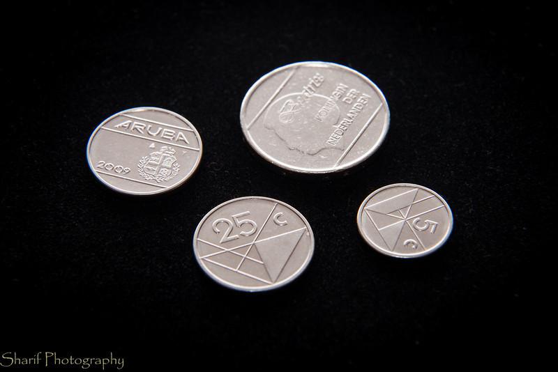 Aruban coins