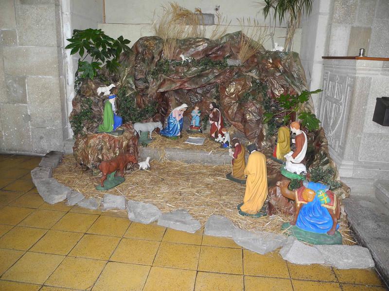 066 La Serena church manger