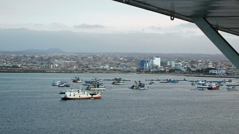 57 Manta seaport