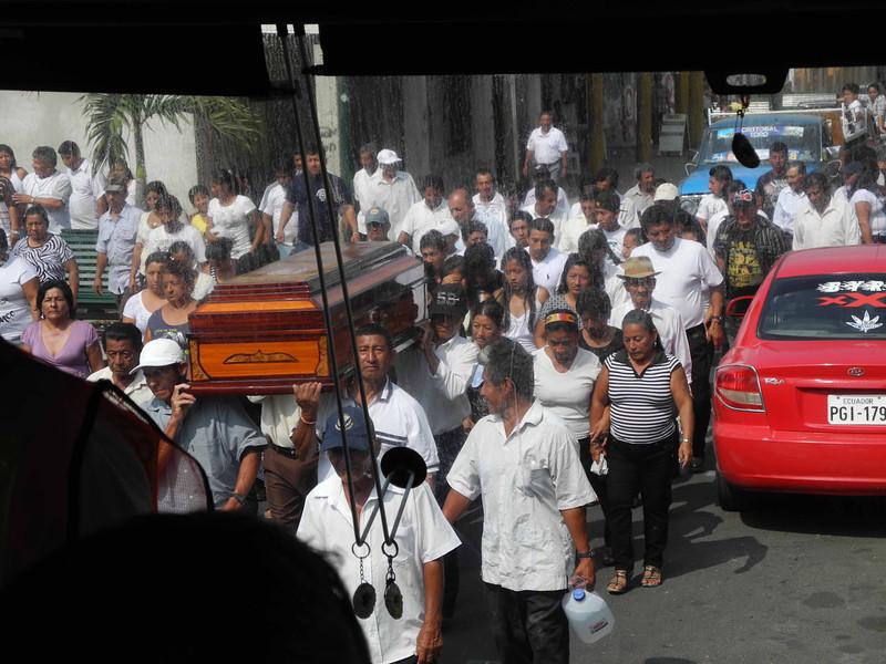 53 A funeral in Montecristi