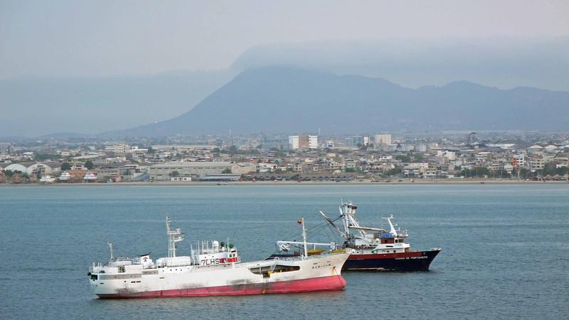 58 Manta seaport