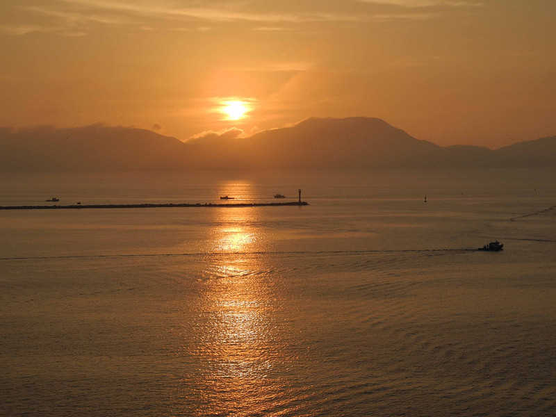 68 Lima sunset