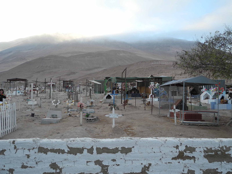 797 Chilean cemetary