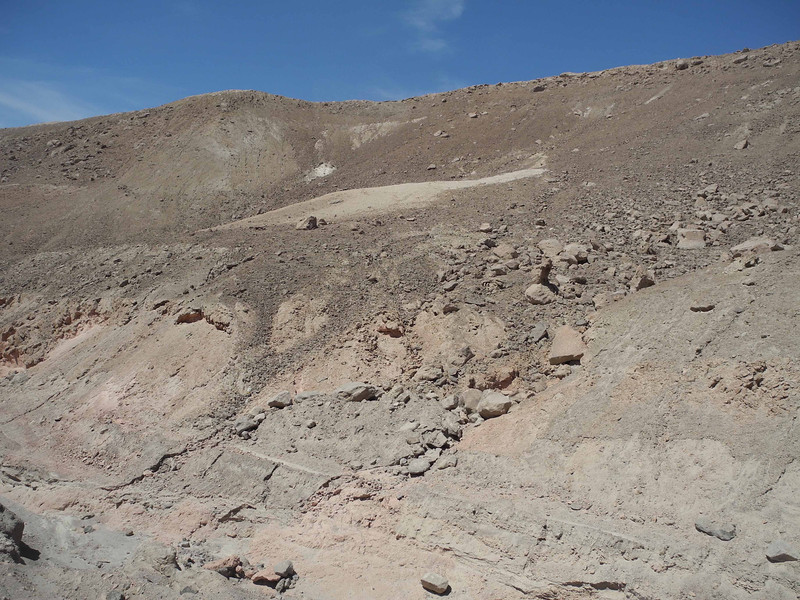 904 Back through the Atcama Desert