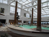 2013 12 20 The Infinity indoor pool atrium