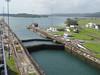 713 Gatun Lake behind the lock